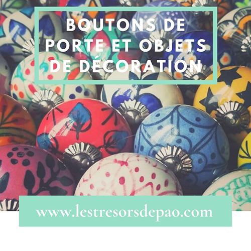 Read more about the article Les boutons de porte, une grande histoire d'amour